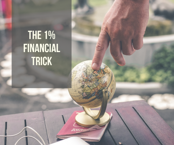The 1% Financial Trick
