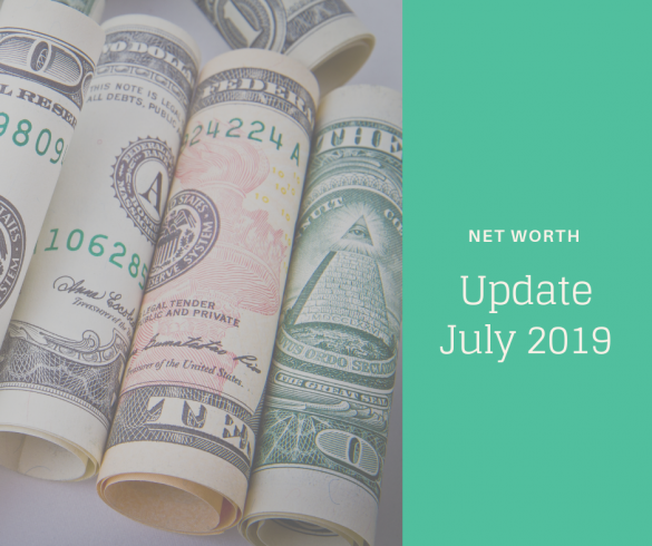 Net Worth July 2019