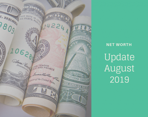 Net Worth August 2019