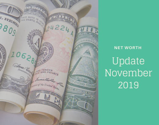 Net Worth November 2019