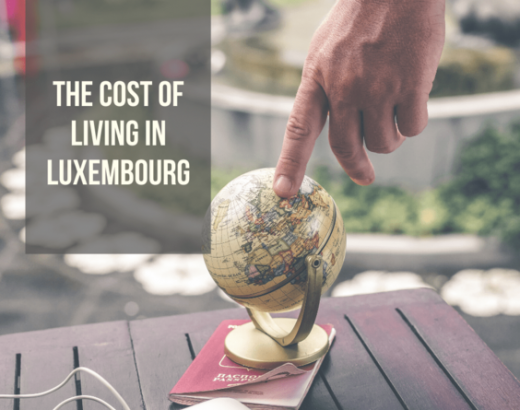 Cost of Living Luxembourg