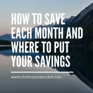 ⭐ A new blog post is out! Sarne from @frugal_beans wrote a piece about savings. It's great to see other members of the global FI community sharing their knowledge and personal experiences... . Follow 💥 @thefinancialrocket 👈🏾 for more financial inspiration! . ............  ✔ Follow Me @thefinancialrocket  ✔ Share with a friend!  ............